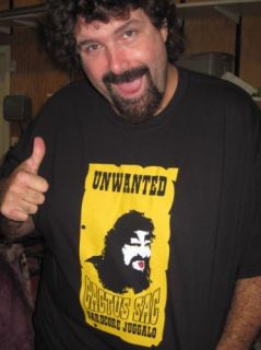 Mick Foley Autographed Shirt 3XL ICP WWE WWF ECW Juggalo Cactus Jack