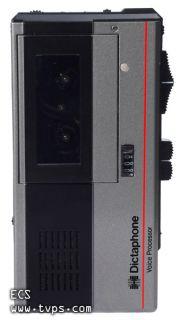 Dictaphone 3243 Micro Cassette Recorder