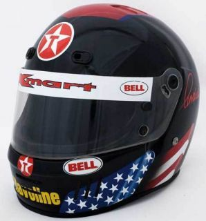 Michael Andretti Full Scale Bell Racing Helmet Replica