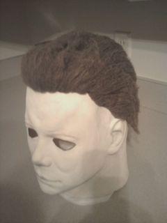 Nag Screen Used H 1 18 Michael Myers Halloween Mask 2007