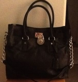 New Michael Kors Hamilton N s Tote Large