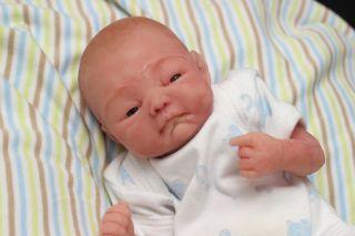 Full Body Silicone Baby Boy Michael John by Rita Rich Arnold