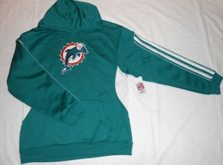 Miami Dolphins Hoodie Sweatshirt Size Youth XL 16 18