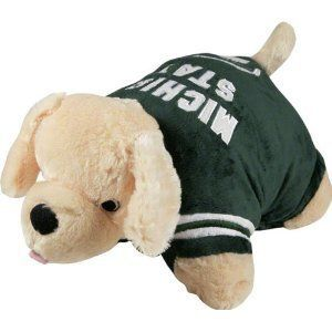 Michigan State Spartans Pillow Pet