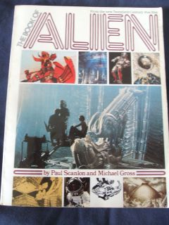 OF ALIEN by Paul Scanlon and Michael Gross Twentieth Century Fox film