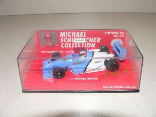 Michael Schumacher Minichamps Reynard F3 Edition 43 MSC NR 08