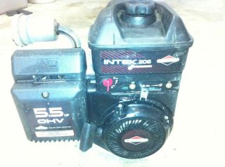 Used Briggs and Stratton Side Shaft Engine