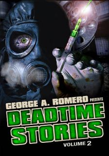 George A. Romero Presents Deadtime Stories   Volume 2 DVD, 2011