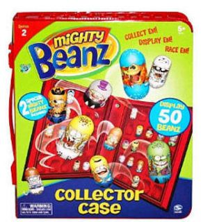 Mighty Beanz Series 2 Collector Case 2 Special New Lot