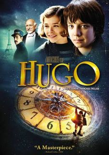 Hugo DVD, 2012, Canadian