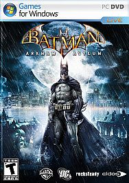 Batman Arkham Asylum PC, 2009