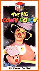 Big Comfy Couch The You Can Do It Molly I Feel Good Vhs 2003
