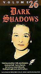 Dark Shadows   V. 26 VHS, 1990