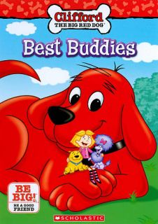 Clifford the Big Red Dog Best Buddies DVD, 2011