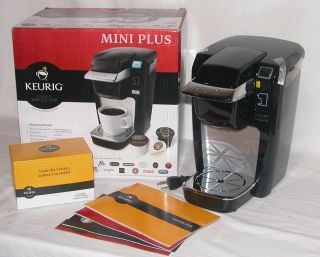 Keurig Mini Single Cup Brewer Coffee Espresso Maker in Black
