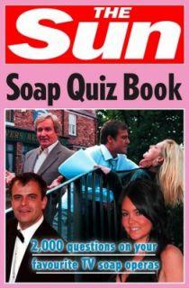 Your Favourite TV Soap Operas by Chris Bradshaw 2008, Paperback