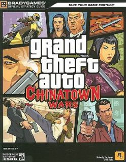 Grand Theft Auto Chinatown Wars by Brady Games Staff 2009, Paperback