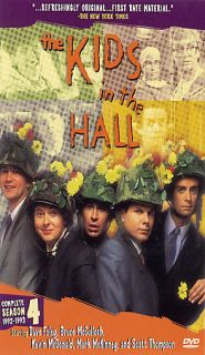 Kids in the Hall   Complete Season 4 1992 1993 DVD, 2006, 4 Disc Set
