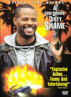 Low Down Dirty Shame (DVD, 2003) NEW FACTORY SEALED