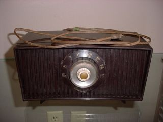 Montgomery Ward Airline Radio 35BR 1557A not Working