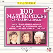 100 Masterpieces of Classical Music, Vol. 5 Time Life by Santana