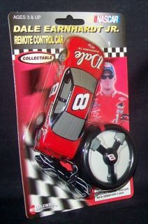 New Dale Earnhardt Jr Mini 8 NASCAR RC Remote Control Car Red