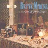 Mud Will Be Flung Tonight PA by Bette Midler CD, Apr 1989, Atlantic