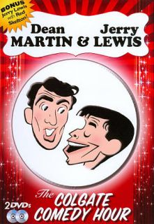 Dean Martin & Jerry Lewis The Colgate C