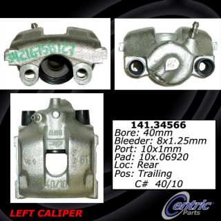 Centric Parts 142.34566 Disc Brake Caliper
