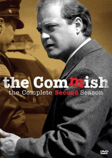 The Commish   The Complete Second Season DVD, 2010, 4 Disc Set