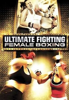 Ultimate Fighting   Female Boxing DVD, 2007
