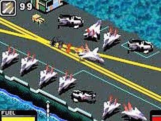 Top Gun Firestorm Advance Nintendo Game Boy Advance, 2002