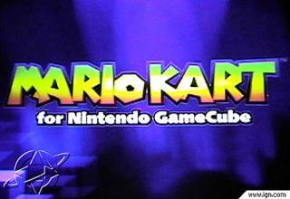 Mario Kart Double Dash Nintendo GameCube, 2003