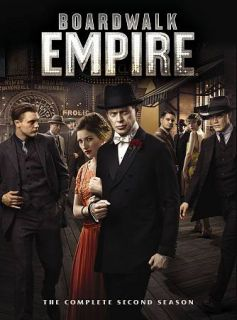 Boardwalk Empire Complete Second Season DVD, 2012, 5 Disc Set