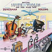 Claude Bolling Suite for Violin and Jazz Piano Trio by Claude Bolling