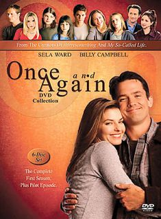 Once and Again   The Complete First Season DVD, 2002, 3 Disc Set