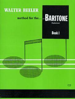 Beeler Method Baritone Vol. 1 1994, Paperback