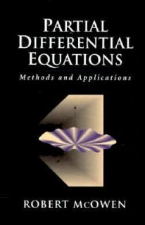 Partial Differential Equations Methods and Applications by Robert C
