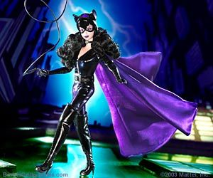 Catwoman 2004 Barbie Doll