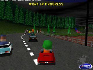 South Park Rally Nintendo 64, 2000