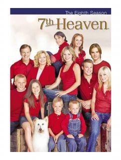 7h Heaven he Eighh Season DVD, 2009, Sandard Fullscreen