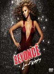 Beyonce   Live At Wembley DVD, 2004