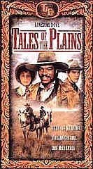 Lonesome Dove   Tales of the Plains VHS, 2001