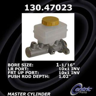 Centric Parts 130.47023 Brake Master Cylinder
