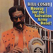 Bill Cosby Sings Hooray for the Salvation Army Band by Bill Cosby CD