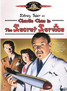 Charlie Chan   The Secret Service DVD, 2004