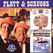 Earl Scruggs His Family and Friends Nashville Airplane by Flatt