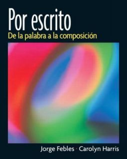 Composicion by Jorge Febles and Carolyn Harris 2004, Paperback
