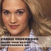 Inside Your Heaven Single by Carrie Underwood CD, Jun 2005, RCA