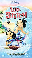 Lilo Stitch VHS, 2002, Spanish Language Version